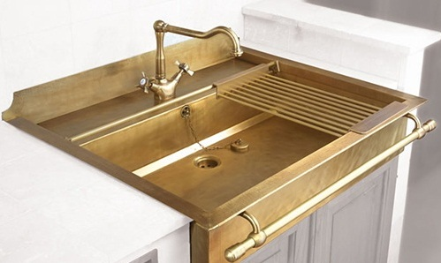 Desain Kitchen Sink Unik