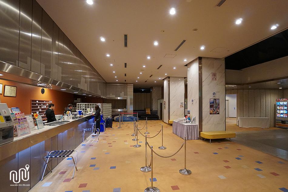 โรงแรม Narita Airport Rest House ที่พักใกล้สนามบินนาริตะ