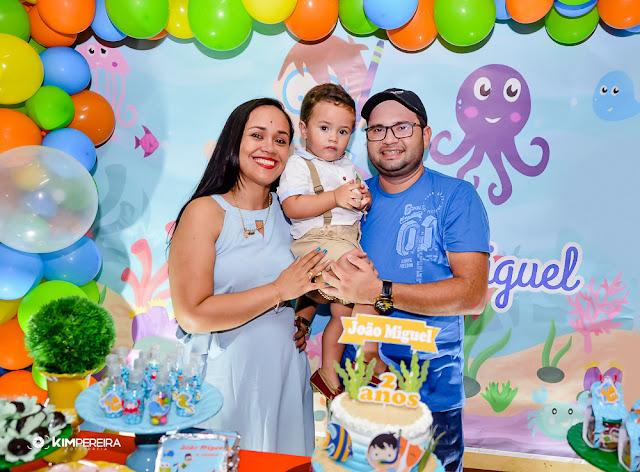João Miguel | 2 Anos