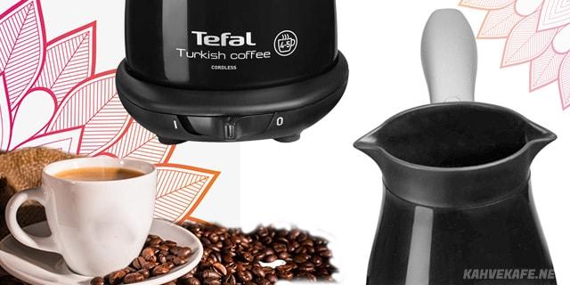 tefal türk kahve makinesi teknik özellikler - www.kahvekafe.net