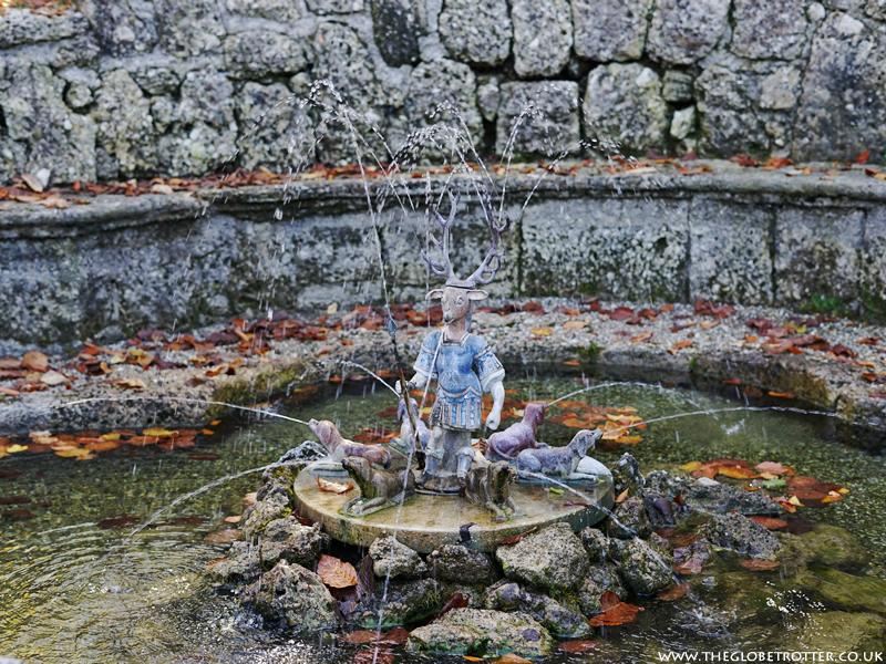 Hellbrunn Palace & Trick Fountains in Salzburg, Austria
