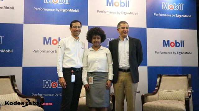 ExxonMobil Lubricants Indonesia Luncurkan Mobil SHC Pegasus 30
