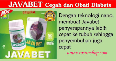 javabeth herbal kencing manis
