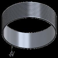BCE Vacuum Ring Heater