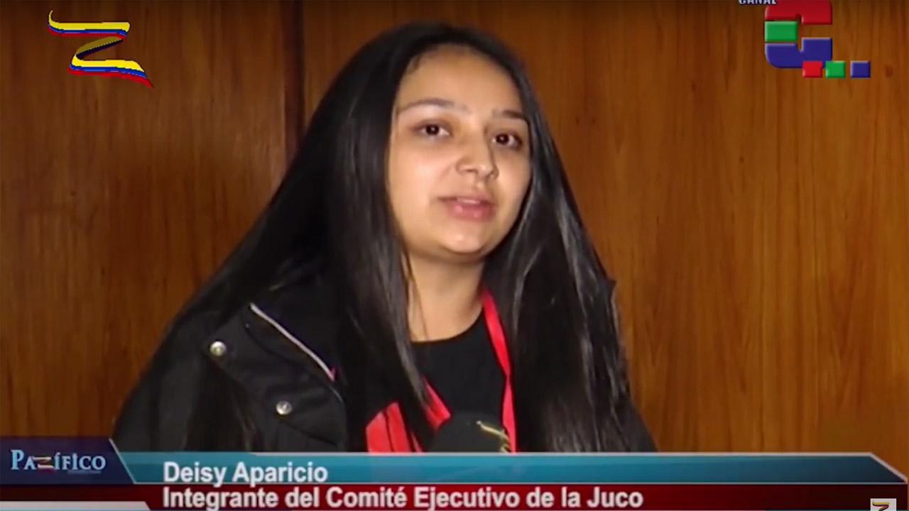 """""""Es necesario retomar la movilización social en respaldo al proceso de paz"""": Deisy Aparicio"""