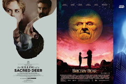 The Killing Of A Sacred Deer / Brigsby Bear / Captain Underpants: The First Epic Movie