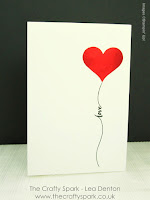 valentines card stampin up uk