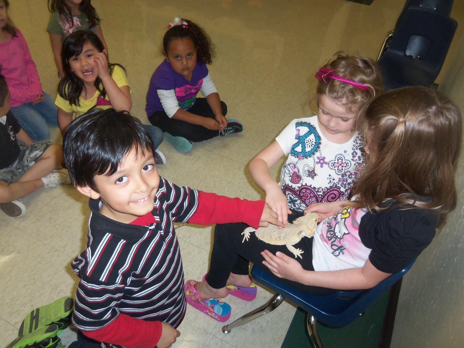 Kinder Garden: Mrs. Wood's Kindergarten Class: April 2013