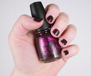 "China Glaze ""Mummy May I"" (Helloween 2010 LE)"