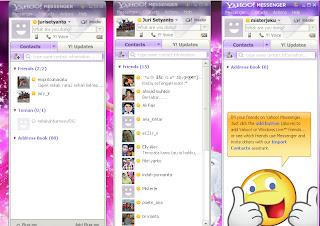 Cara Login Beberapa Akun Yahoo Messanger dalam Satu Komputer