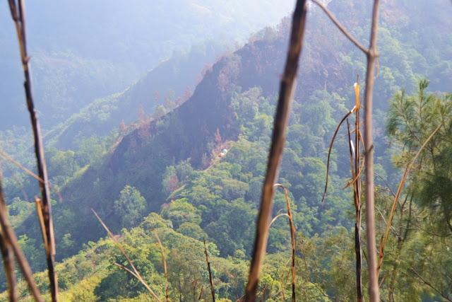 jalur pendakian gunung willis