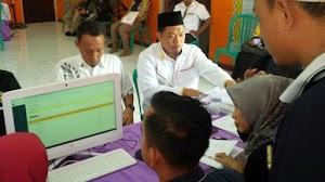 PKS Lampung Utara Daftarkan 45 Bacaleg