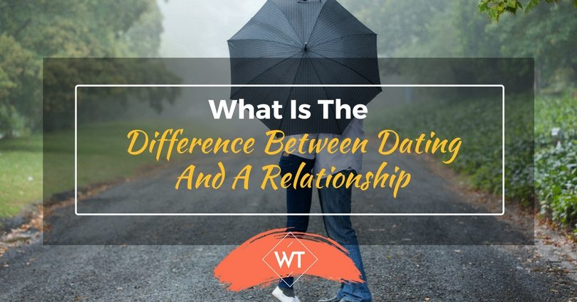 difference between dating and lovers