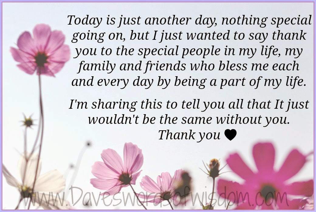 Thank You For Being My Sister Quotes: Wisdom To Inspire The Soul: Thanks For Just Being There