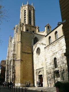 艾克斯主教座堂-兼谈艺术的起源、目的和出路