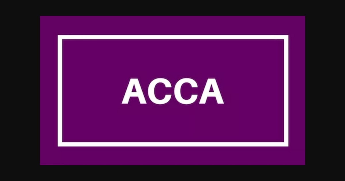 Preparatory Course for the Association of Chartered Certified Accountants (ACCA) Examination