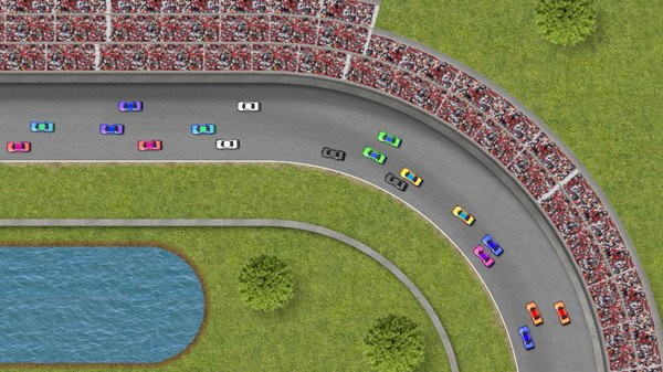 Ultimate Racing 2D PC Full