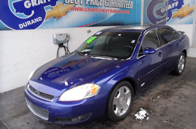 Pick of the Week - 2006 Chevrolet Impala SS