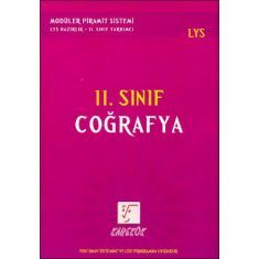 Karekök 11.Sınıf LYS Coğrafya Kitabı