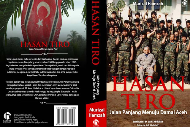 Buku Berjudul Hasan Tiro Menangkan Festival Ubud
