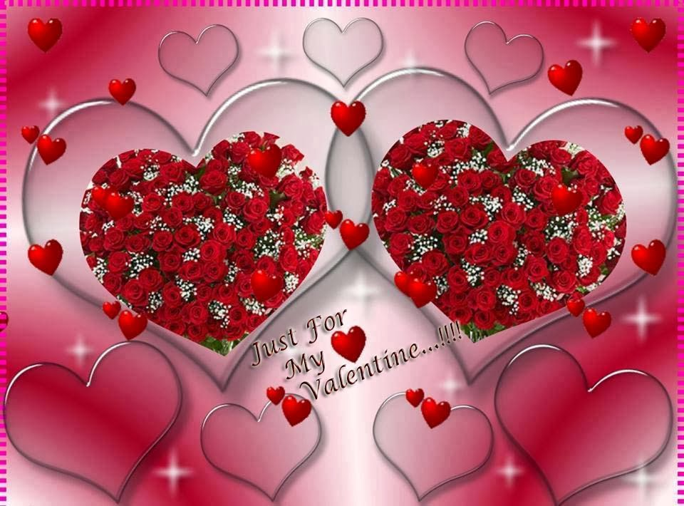just for my valentine