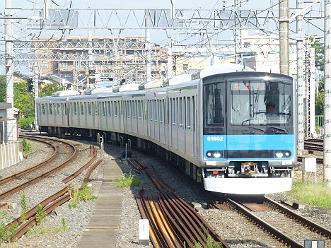 東武野田線 春日部行き 60000系