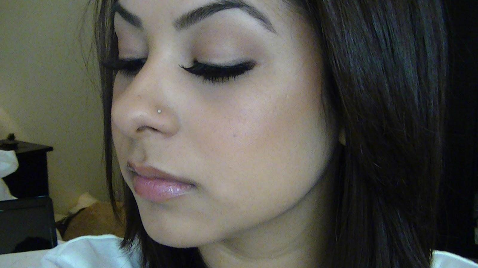 My No Makeup Natural Look