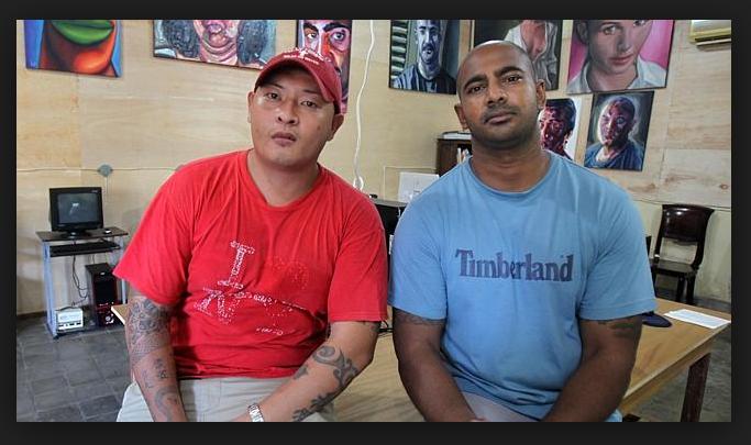 Eksekusi Duo Bali Nine Akhirnya Batal