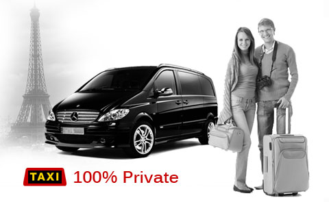 Paris Taxi Rates for Airport Transfer