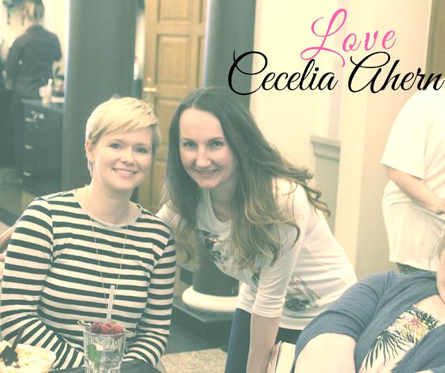 Love, Cecelia po raz drugi, czyli spotkanie z Cecelią Ahern