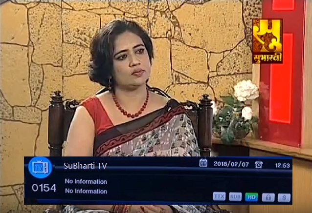 SuBharti TV channel added on Intelsat 20 68.5°E