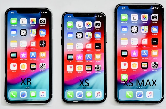 Buy Apple iPhone XS, XS Max and XR On JIO Now