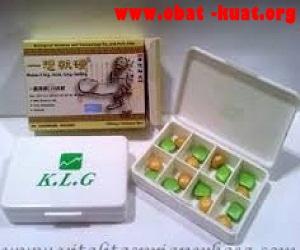 Obat Pembesar Penis Klg Asli Pills Herbal