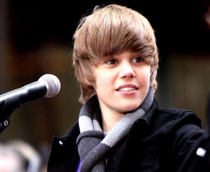Funny Image Collection: Justin Bieber's Hairstyle for ...