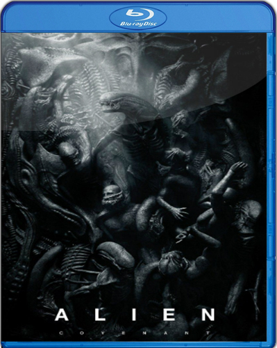 Alien: Covenant [2016] [BD50] [Latino]