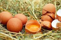 1 kg telur berapa butir ?