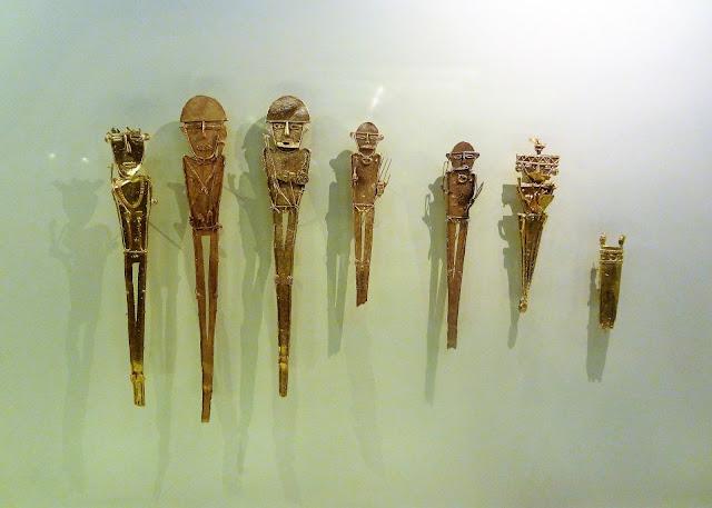 コロンビア黄金文明の先住民族たちの慣習