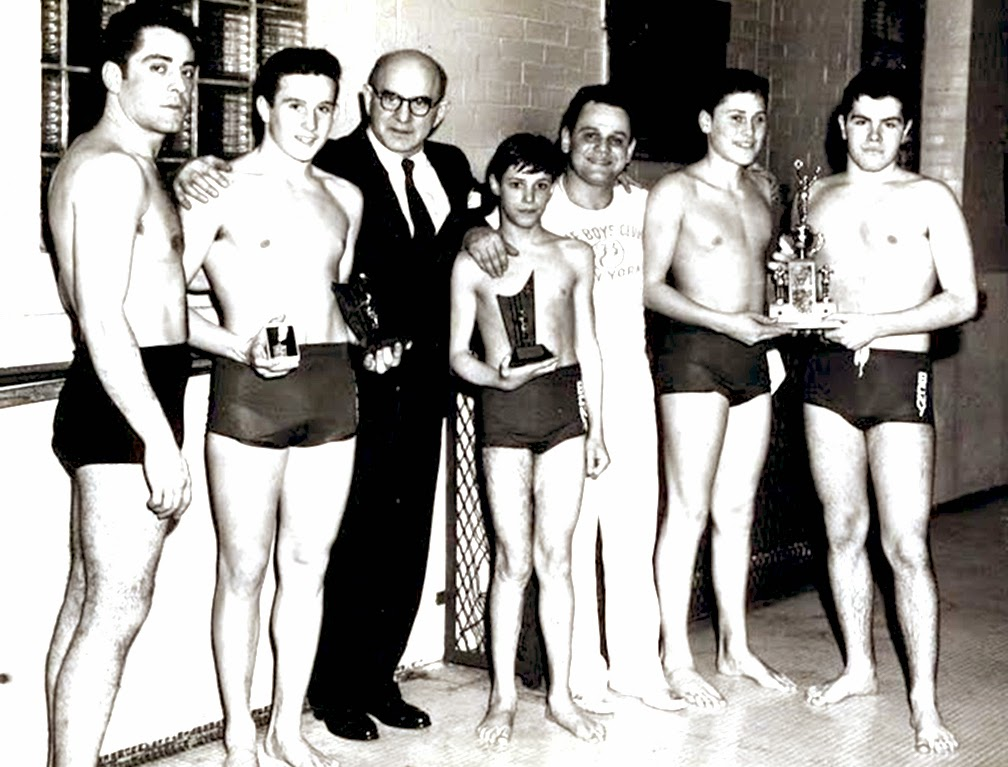 Vintage Swim Team 20