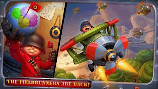 Free Download Fieldrunners 2 Android Games Full Version