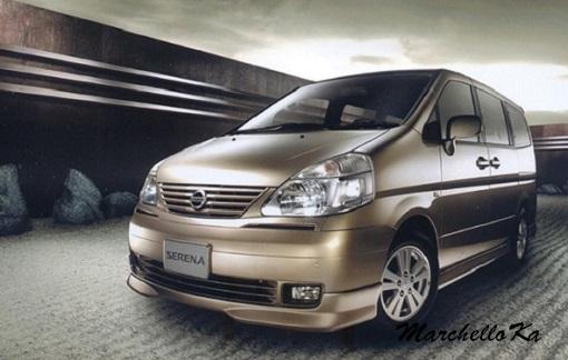 Reviw Nissan Serena