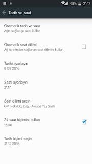 Android-saat-ayarlari