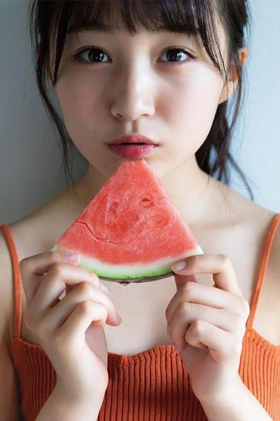 Ayaka Yamamoto 山本彩加, BUBKA 2019.09 (ブブカ 2019年9月号)