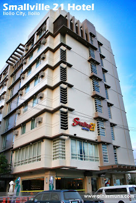 Smallville 21 Hotel in Iloilo City
