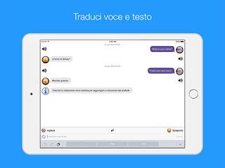 Traduttore, l'app si aggiorna alla vers 2.6