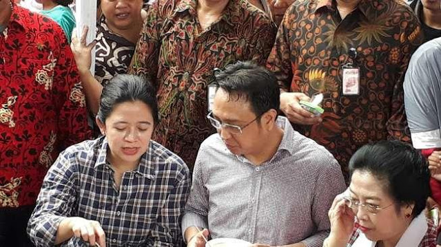 Ditanya Soal Survei yang Menangkan Anies, Mega Sewot ke Wartawan