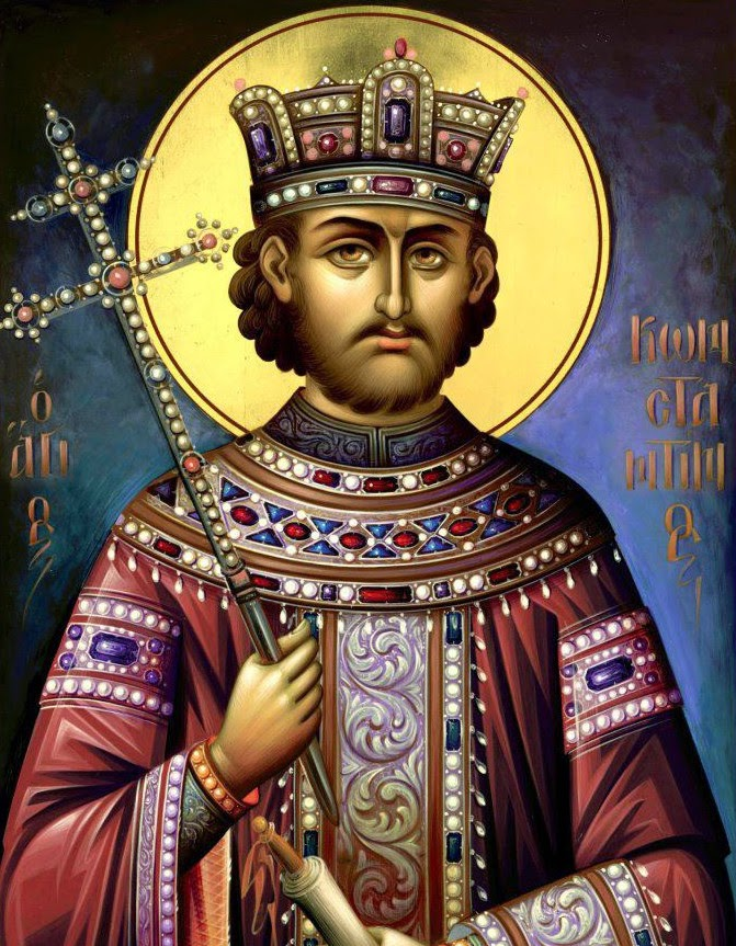 an introduction to the life of constantine i a roman emperor Flavius valerius aurelius constantinus (27 february c 272 – 22 may 337), commonly known in english as constantine i, constantine the great, or (among eastern orthodox, oriental orthodox and byzantine catholic christians) saint constantine (/'kɒnstɛntaɪn/), was roman emperor from 306, and the undisputed holder of that office from 324 until his death in 337.