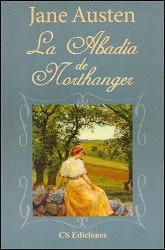 Portada del libro la abadía de Northanger para descargar en pdf gratis