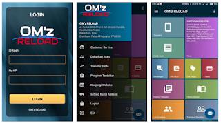 Aplikasi OM'Z Reload
