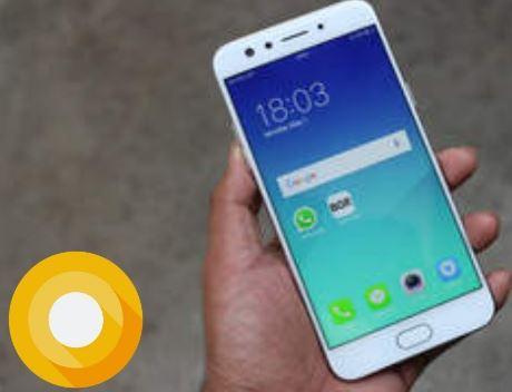 Cara Upgrade android oreo di OPPO F3 dan F3 Plus