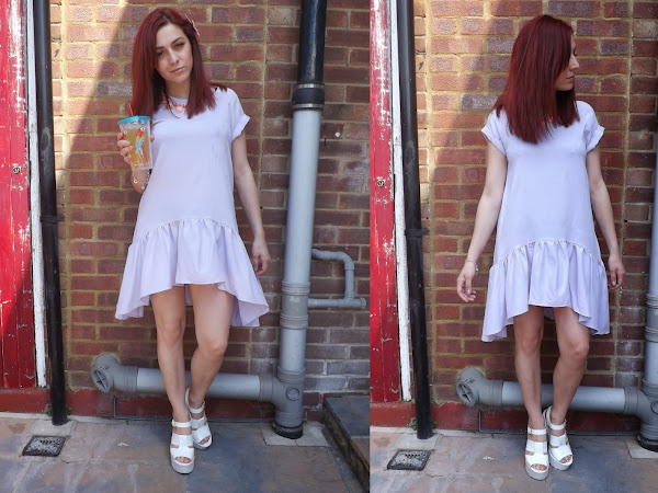 What Cat Wore: Lilac Dreams - Featuring Laundry Boutique